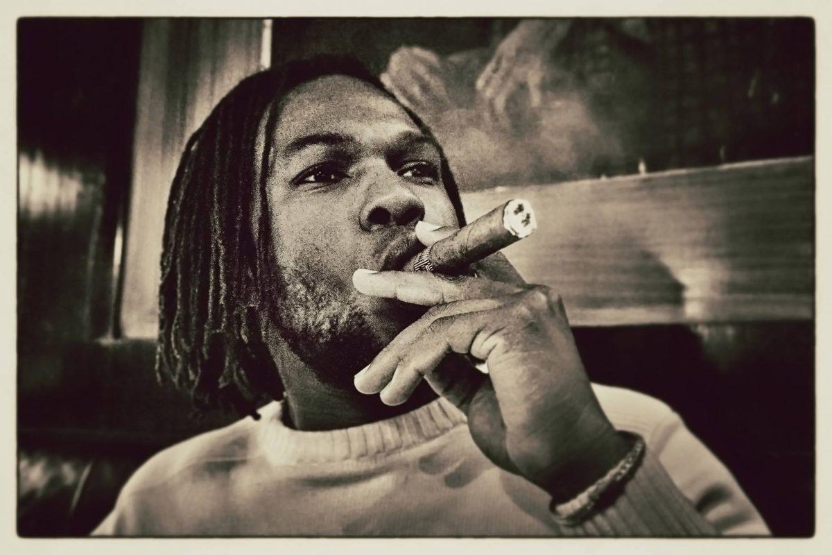 Zigarre Mann