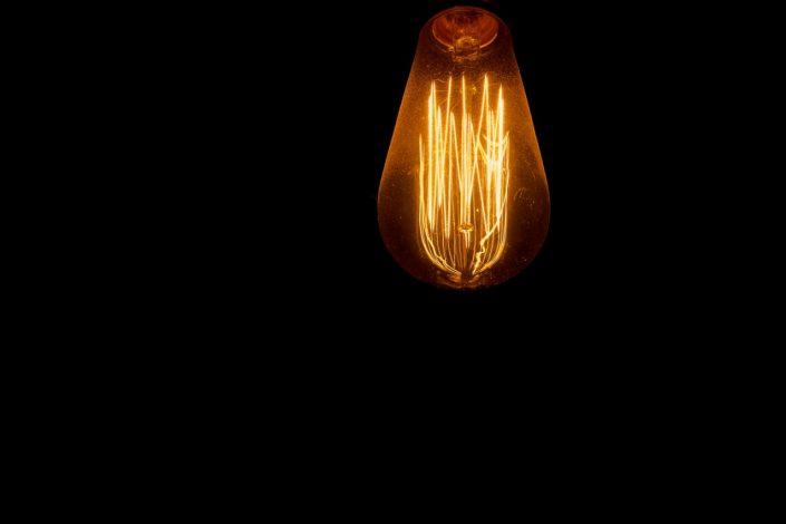 Lampe Art Glühbirne
