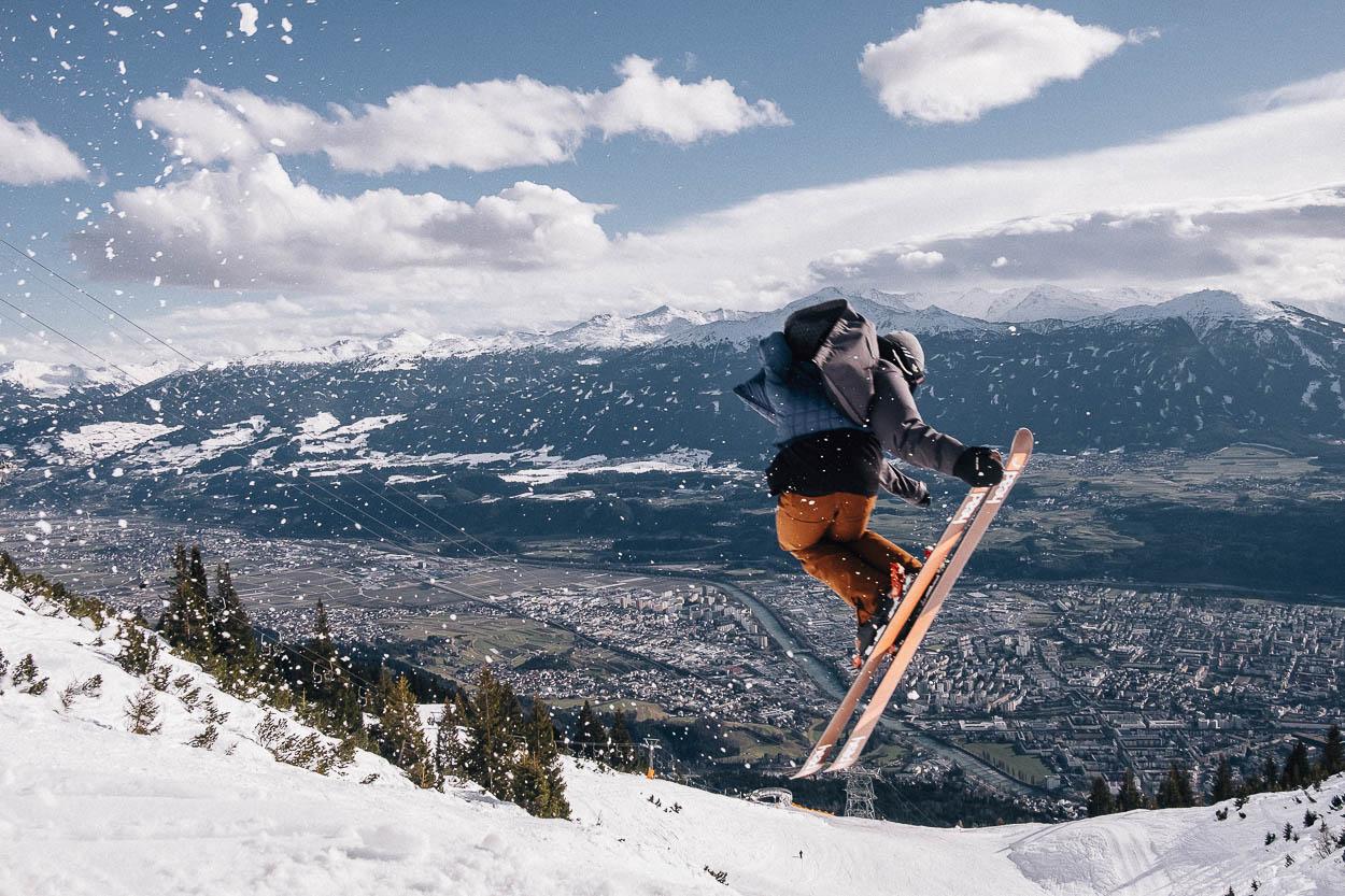 Seegrube Ski Style